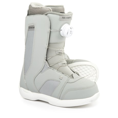 "Ride Snowboards Harper Snowboard Boots - 10"" (For Women)"