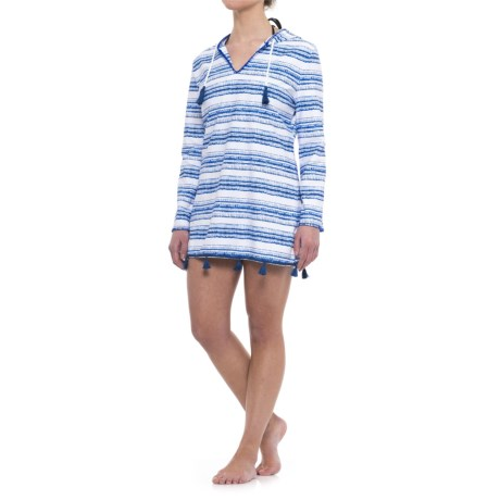 Cabana Life Hooded Cover-Up - UPF 50+, Long Sleeve (For Women)