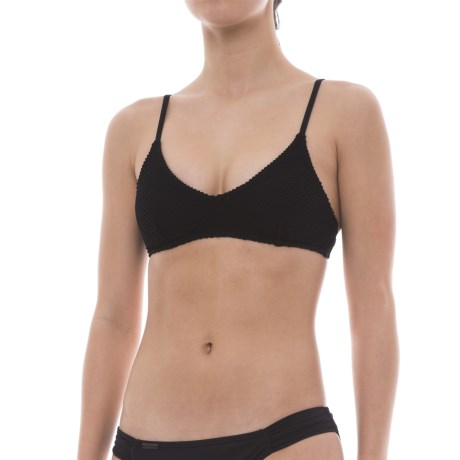 Roxy Festival Fun Bikini Top - Removable Cups (For Women)