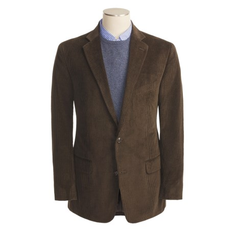 Arnold Brant Corduroy Sport Coat - Cotton-Cashmere (For Men)