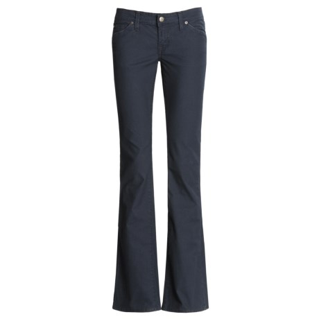 Agave Nectar Vaquera Jeans - Slim Fit, Coalinga Cord, Flare Leg (For Women)