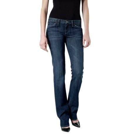 Agave Nectar Paraiso Denim Jeans - Slim Fit, Straight Leg (For Women)