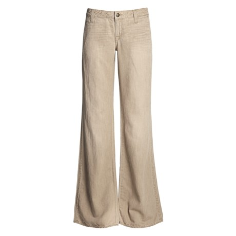 Agave Nectar Patrona Pants - Wide Leg, Cotton-Linen (For Women)