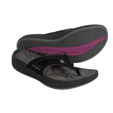 New Balance Rock & Tone Sandals - Flip-Flops (For Women)