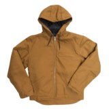 Work King Cotton Canvas Jacket - Insulated, Quilt Lined (For Men)