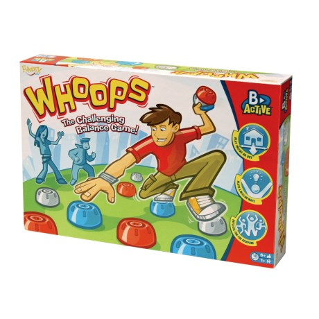 FunDex Games Whoops Game