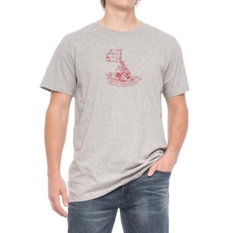 Fjallraven Keep Trekking T-Shirt - Organic Cotton, Short Sleeve (For Men)