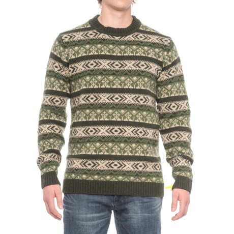 Fjallraven Ovik Folk Sweater - Wool (For Men)