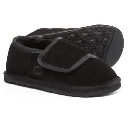LAMO Footwear Wrap Bootie Slippers - Suede (For Women)