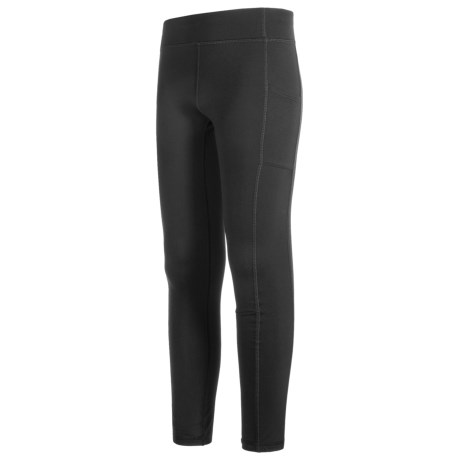 Layer 8 Cold Gear Pocket Leggings (For Big Girls)