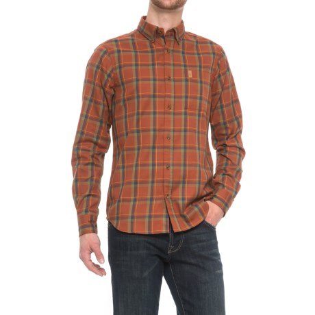 Fjallraven Ovik Shirt - Long Sleeve (For Men)