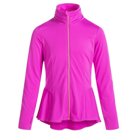 Layer 8 Peplum Jacket (For Big Girls)