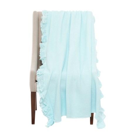 DownTown Annie Throw Blanket