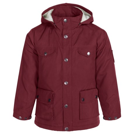 Fjallraven Greenland Jacket (For Little Kids)