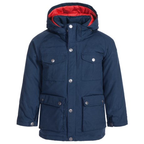Fjallraven Greenland Down Parka - 500 Fill Power (For Big Kids)