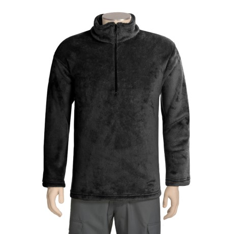 Kenyon High-Loft Polartec® Fleece Pullover - Zip Neck (For Men)