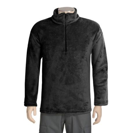 Kenyon High-Loft Polartec® Fleece Pullover - Zip Neck (For Men)
