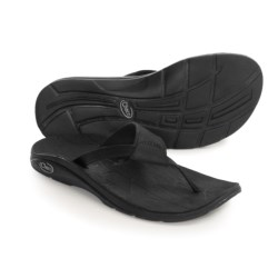 Chaco Switch Thong Sandals - Leather, Recycled Materials (For Women)