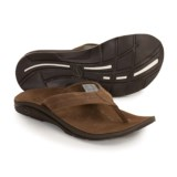 Chaco Flip EcoTread Sandals - Leather, Recycled Materials Flip-Flops (For Women)