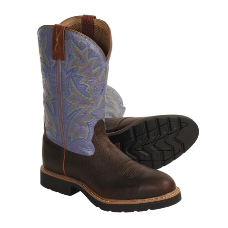 Twisted X Boots Western Work Boots - Steel Toe (For Men)