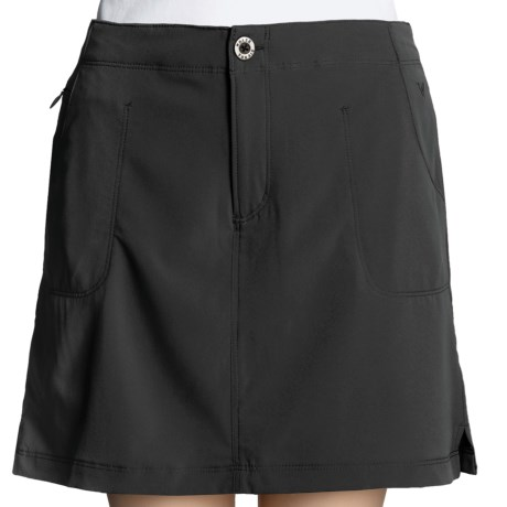 White Sierra West Loop Skort (For Women)
