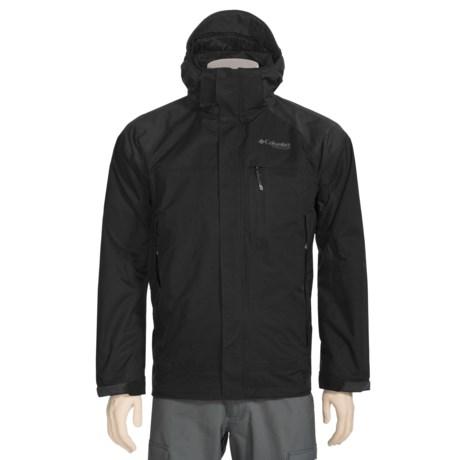 Columbia Sportswear Berkner Rise Parka - Titanium, Waterproof (For Men)