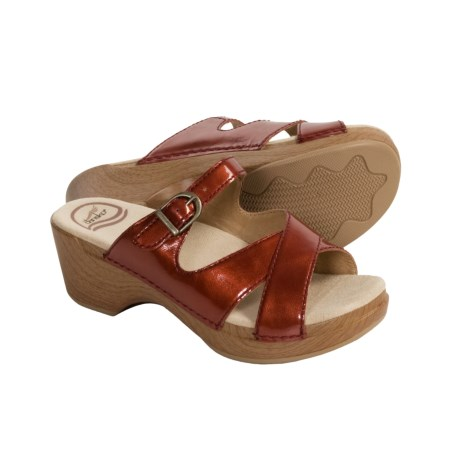 Dansko Sela Sandals - Leather (For Women)