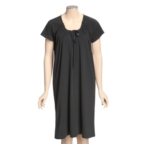 Paddi Murphy Softies Carrie Nightgown - Short Sleeve (For Women)