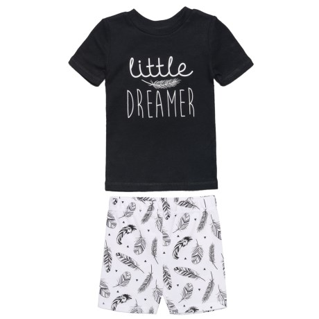 BedHead Little Dreamer Pajamas - Short Sleeve (For Kids)