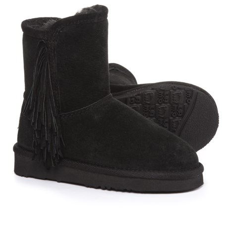 LAMO Footwear Sellas Boots - Suede (For Girls)