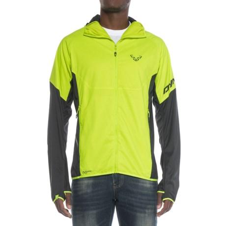 Dynafit Elevation Polartec® Alpha® Hooded Jacket - Insulated (For Men)