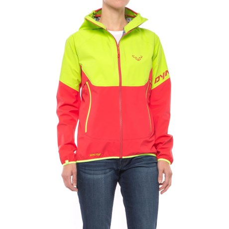 Dynafit Elevation Gore-Tex® Hooded Jacket - Waterproof (For Women)