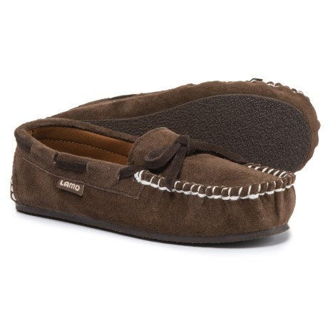 LAMO Footwear Sabrina Moccasins (For Little and Big Kids)
