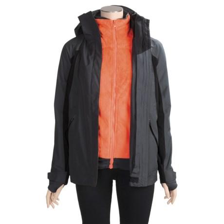 Columbia Sportswear Wooly Mountain Parka - Waterproof, 3-in-1 (For Women)