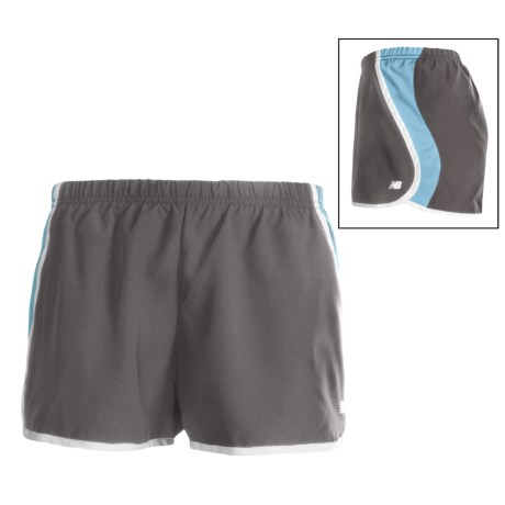 New Balance Momentum Run Shorts (For Women)