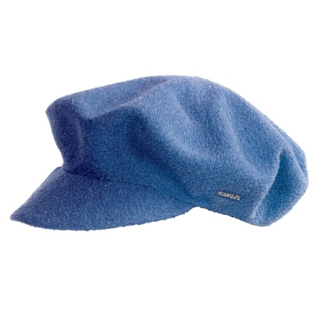 Kangol Bermuda Apple Cap (For Women)