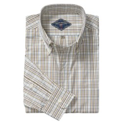 Bills Khakis Sporting Plaid Shirt - Long Sleeve (For Men)