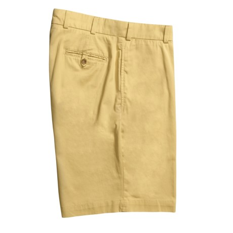 Bills Khakis M1 Chamois Cloth Shorts - Flat Front (For Men)