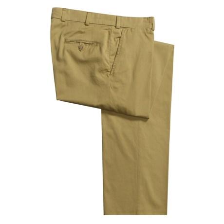 Bills Khakis M3 Chamois Cloth Pants - Flat Front (For Men)
