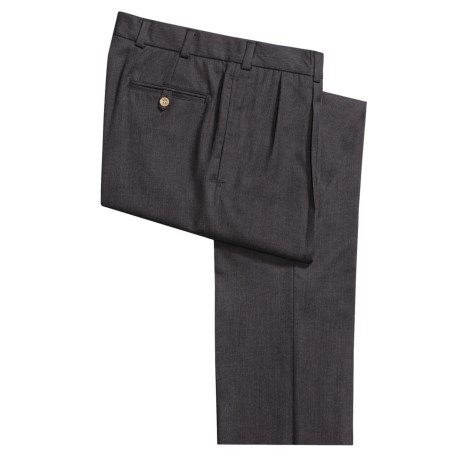 Bills Khakis M2P Gabardine Pants - Worsted Wool, Reverse Pleats (For Men)