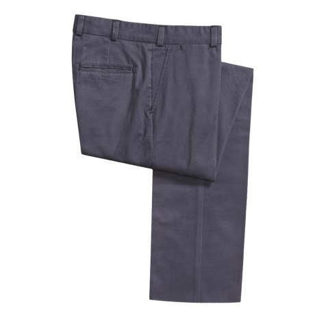 Bills Khakis M3 Vintage Twill Pants - Flat Front (For Men)