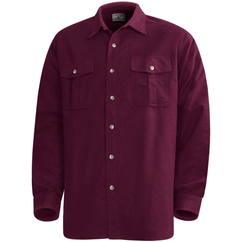 Moose Creek Chamois Shirt (For Men) 32182 - Save 68%