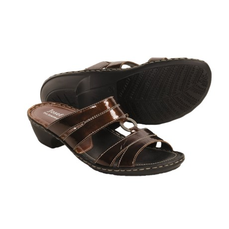 Josef Seibel Emmy Sandals - Slide-Style (For Women)