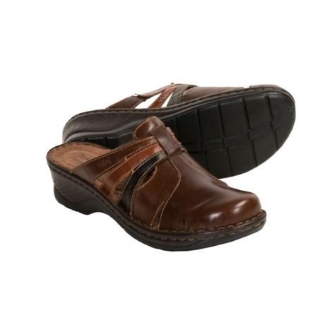 Josef Seibel Capri Leather Clogs (For Women)