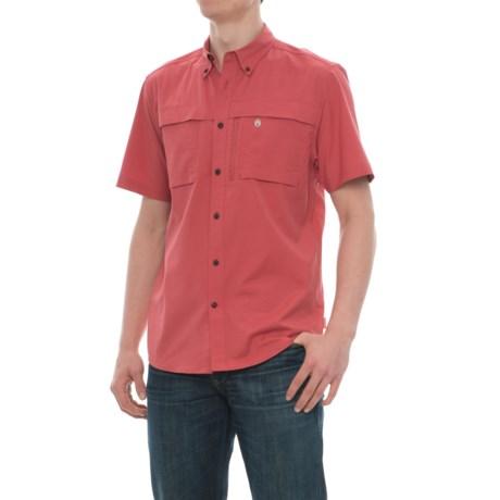 Coleman Stretch CVC Guide Shirt - UPF 30, Short Sleeve (For Men)