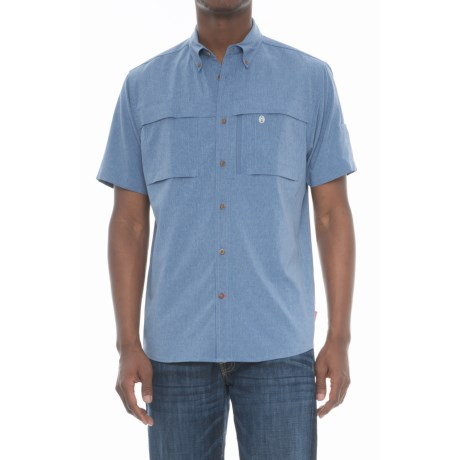 Coleman Guide Shirt - UPF 30, Short Sleeve (For Men)
