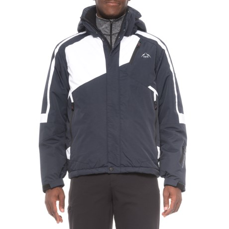 HFX Color-Block Racer Ski Jacket - Insulated (For Men)