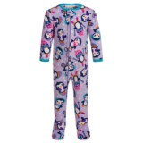 Peas & Carrots Snow Penguin Blanket One-Piece Pajamas - Long Sleeve (For Toddlers)
