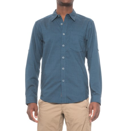 ExOfficio Lampara Shirt - UPF 20, Long Sleeve (For Men)