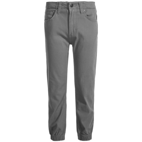 Lee Stretch Twill Joggers (For Big Boys)